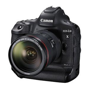 Canon EOS 1DX MkII