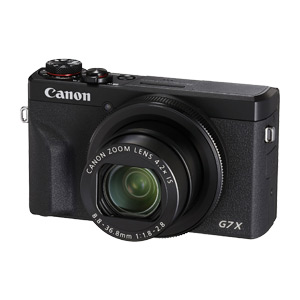 Canon Powershot G7X MkIII