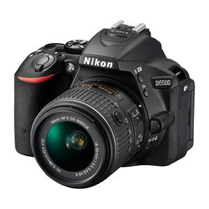 Nikon D5500 DSLR